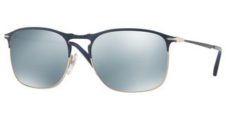 Persol PO7359S 107330 LIGHT GREEN MIRROR SILVERBLUE/BRONZE