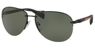 Prada Sport PS 56MS DG05X1 POLAR GREENBLACK RUBBER