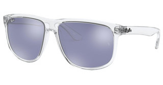 Ray-Ban RB4147 63251U BLUE FLASH SILVERTRASPARENT