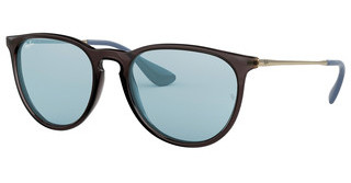 Ray-Ban RB4171 6340F7 LIGHT BLUE EXTERNALTRANSPARENT GREY