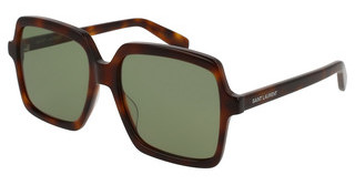 Saint Laurent SL 174 002 GREENHAVANA