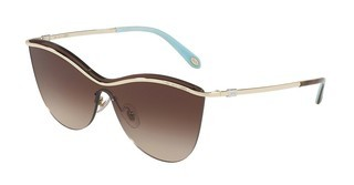 Tiffany TF3058 60213B BROWN GRADIENTPALE GOLD