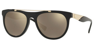 Versace VE4347 GB1/5A LIGHT BROWN MIRROR GOLDBLACK