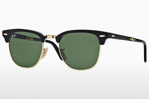 Zonnebril Ray-Ban CLUBMASTER FOLDING (RB2176 901)