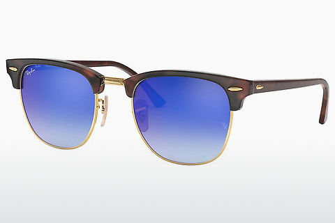 Zonnebril Ray-Ban CLUBMASTER (RB3016 990/7Q)