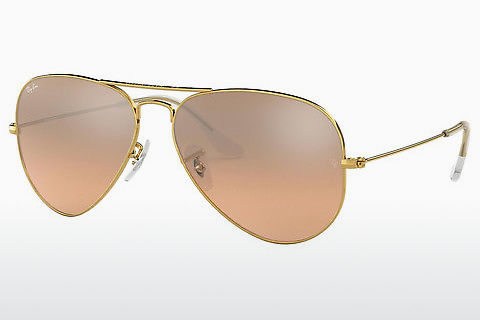 Zonnebril Ray-Ban AVIATOR LARGE METAL (RB3025 001/3E)