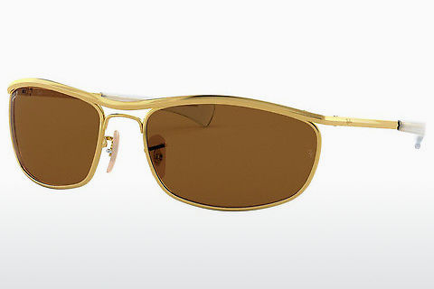 Lunettes de soleil Ray-Ban OLYMPIAN I DELUXE (RB3119M 001/57)