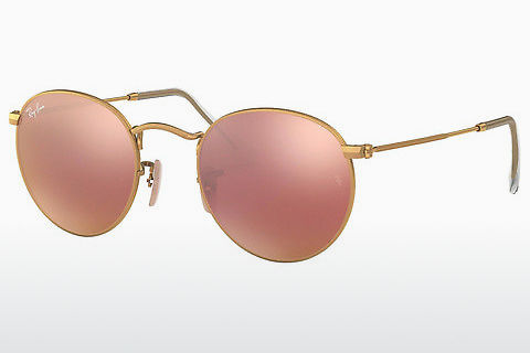 Lunettes de soleil Ray-Ban ROUND METAL (RB3447 112/Z2)