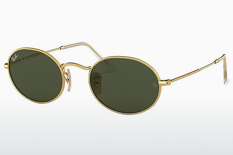 Lunettes de soleil Ray-Ban Oval (RB3547 001/31)