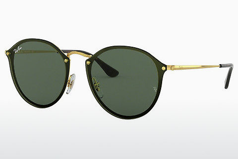 Zonnebril Ray-Ban Blaze Round (RB3574N 001/71)