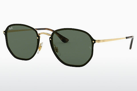 Zonnebril Ray-Ban Blaze Hexagonal (RB3579N 001/71)