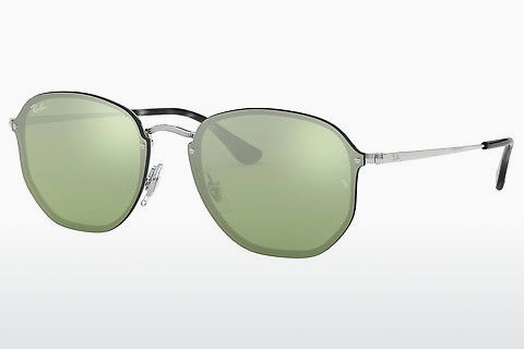 Zonnebril Ray-Ban Blaze Hexagonal (RB3579N 003/30)