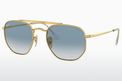Zonnebril Ray-Ban THE MARSHAL (RB3648 001/3F)