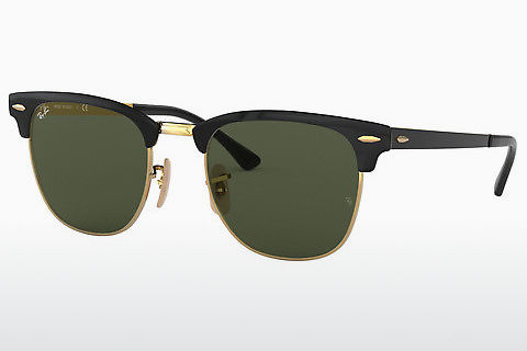 Zonnebril Ray-Ban Clubmaster Metal (RB3716 187)