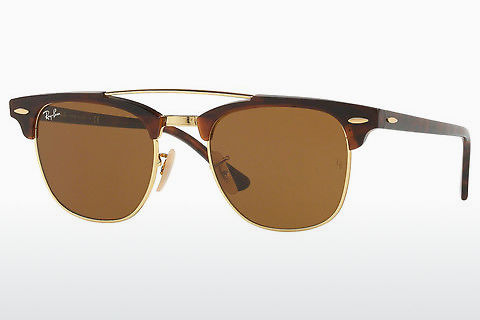 Zonnebril Ray-Ban CLUBMASTER DOUBLEBRIDGE (RB3816 990/33)