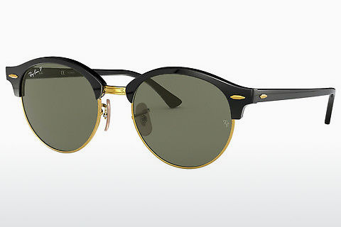 Zonnebril Ray-Ban CLUBROUND (RB4246 901/58)