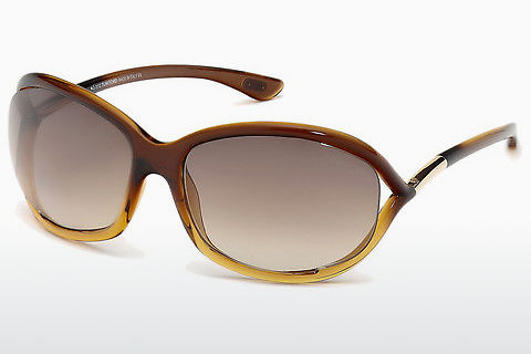 Zonnebril Tom Ford Jennifer (FT0008 50F)