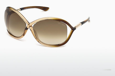 Lunettes de soleil Tom Ford Whitney (FT0009 74F)