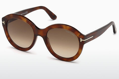 Lunettes de soleil Tom Ford Kelly-02 (FT0611 53F)